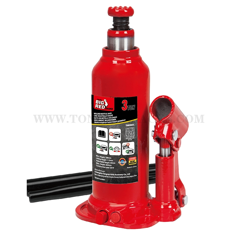 4Ton Welded Bottle Jacks_4Ton Welded Bottle Jacks价格_4Ton Welded Bottle