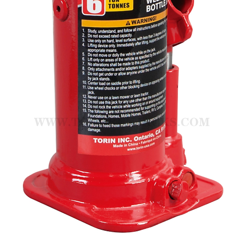 6 Ton Welded Bottle Jack_6 Ton Welded Bottle Jack价格_6 Ton Welded Bottl-1